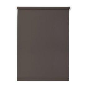 Ritininė užuolaida MARDOM Dream, 72,5 x 150 cm, matinės,  grafito spalvos