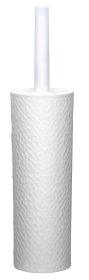 Tualeto šepetys RIDDER CRIMP, pastatomas, baltas, ABS, 2013401