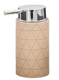 Muilo dozatorius RIDDER ORIENT, pastatomas, smėlio spalvos, ABS, 2014509