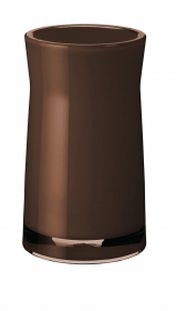 Stiklinė RIDDER DISCO, pastatoma, ruda, 2103108