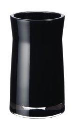 Stiklinė RIDDER DISCO, pastatoma, juoda, 2103110