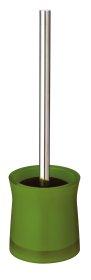 Tualeto šepetys RIDDER DISCO, pastatomas, žalias, 2103405