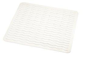 Dušo kilimėlis RIDDER PLAYA, 54 x 54 cm, baltas, neslystantis, 68401