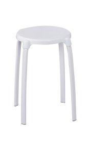 Vonios kėdė RIDDER MAX ECO, apvali, balta, A1050101