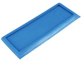 Atsarginė guma siūlių glaistymo mentelei PAINTER, 250mmx95mm, FUG0669