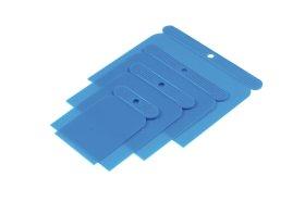 Plastikinės glaistyklės PAINTER, 4 vnt. rinkinys, SZP0655