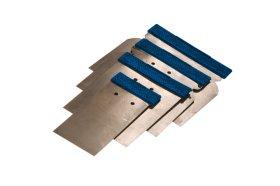Metalinės glaistyklės PAINTER, 4 vnt. rinkinys, SZP0656