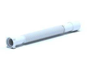 Lanksti žarna ANI  1 1/2, skersmuo 40/50 mm, ilgis 80 - 155 cm., kilmės šalis Lietuva