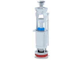 Vandens nuleidimo mechanizmas ANI  D60 mm, H300-440 mm, su plastikiniu mygtuku, kilmės šalis Lietuva