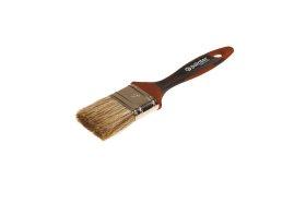Teptukas PAINTER WOOD medienai 3 (76mm) , plast. rankena, mišrūs šeriai, plokščias, CAS0926