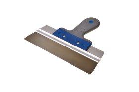 Nerūdijančio plieno glaistyklė  PAINTER PREMIUM SZP0666 250 mm, su plastikine rankena.