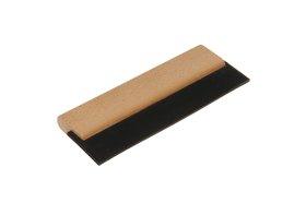 Medinė siūlių glaistyklė su guma PAINTER FUG0657 150 mm.