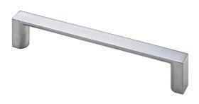Baldų rankenėlė HETTICH, aliuminio sp. 128, 9196996