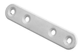 Jungiamoji plokštelė HETTICH, 80x15mm, baltos sp. 9100362