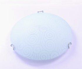 Lubinis šviestuvas DELUXE 94281CR/2C/WT