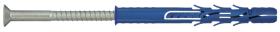 Nailoninis kaištis su sraigtu Torx 40, 10 x 160 RAWLPLUG, prailgintas, padidinto plėtimosi, sraigtas įleidžiama galva