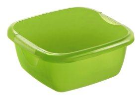 Plastikinis dubuo ROTHO DAILY, skersmuo 29 cm., 5 l., žalias