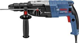 Perforatorius BOSCH GBH 2-28 F Blue, SDS plus, smūgio energija 3,2 J, galia 880 W, svoris 3,1 kg