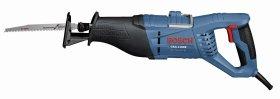 Tiesinis pjūklas BOSCH GSA 1100 E, galia 1100 W, pjūklelio eigos ilgis 28 mm, medienoje 230 mm