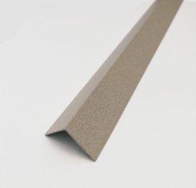 Kampas plytelėms ARCANSAS 851D/103, 2600 x 15 x 15, aliuminis, akmens imitacija, betono spalvos