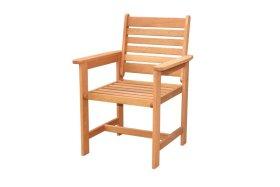 Medinis krėslas su porankiais VIVIAN  88x61x62cm