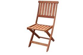 Medinė sulankstoma kėdė FUJI  5x46x58cm