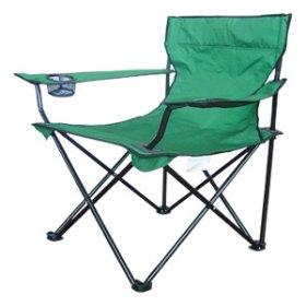 Sulankstoma turistinė kėdė  RF-FC03Z, metalinė, žalia  50x50x80cm