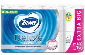 Tualetinis popierius ZEWA Deluxe Pure White