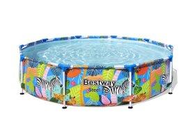 Baseinas BESTWAY STEEL PRO, 3,05 m. x 66 cm., 56985
