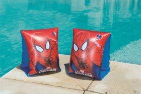 Plaukimo rankovės BESTWAY SPIDER MAN 25cm x 15cm, 98001