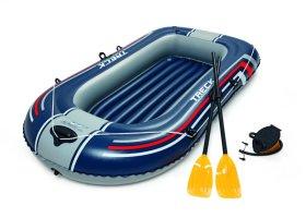 """Pripučiama valtis su irklais ir pompa BESTWAY  7'6"""" x 48"""" x 14""""/2.28m x 1.21m x 36cm, 61083"""