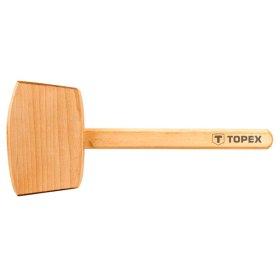 Medinis plaktukas TOPEX 02A050 0,5 kg .
