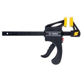 Greito veržimo spaustuvas TOPEX 12A515 150 mm.