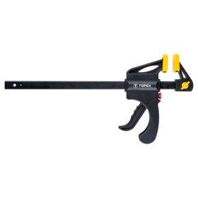 Greito veržimo spaustuvas TOPEX 12A520 200 mm.