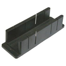 Plastmasinė dėžutė kampui pjauti TOPEX 10A824 240 x 55 x 70 mm.
