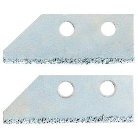 Geležtės plytelių siūlėms su volframu TOPEX 16B471-1
