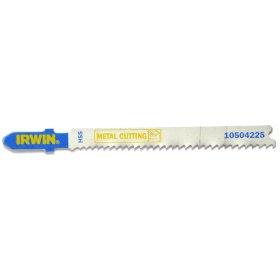 Pjūklelių rinkinys siaurapjūkliui (metalui,skardai) IRWIN 23-4225