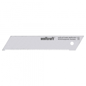 Atsarginės gelęžtės-pjūkliukai WOLFCRAFT 4203000
