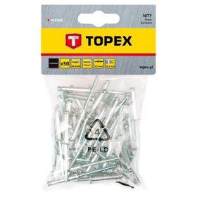 Kniedės TOPEX 43E404