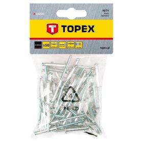 Kniedės TOPEX 43E503