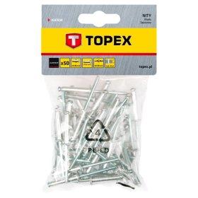 Kniedės TOPEX 43E504