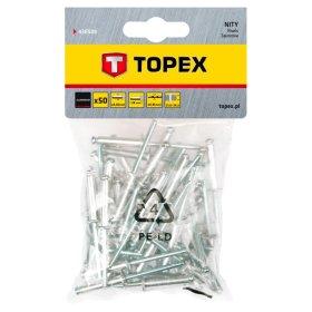 Kniedės TOPEX 43E509