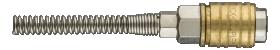 Jungtis - greito jungimo mova su spyruokle NEO (D38/6, 12-600) 4 x 6 mm