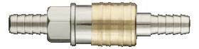 Jungtis - greito jungimo mova NEO (D4+D7/10, 12-632) 10 mm