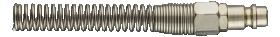 Jungtis - mova su spyruokle  NEO (D8/10, 12-606) 8 x 10 mm