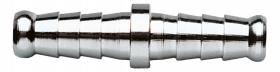 Jungtis - dvigubas eglinis sujungimas  NEO (D9/6, 12-610) 6 mm