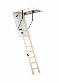 Apšiltinti palėpės laiptai OMAN 0