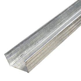 Vertikalus profilis  Profiline CW100 Matmenys 100 x 48 x 0,6 mm, ilgis - 3 m
