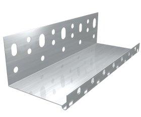 Cokolinis aliuminio profilis EJOT  Ilgis 2 m, plotis 12 cm, UŽS