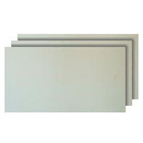 Gipso kartono plokštė GKPI Q Impregnuota, atspari vandeniui, matmenys 1200 x 2500 x 12,5 mm, 1 vnt - 3,0 m2
